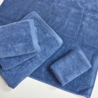 Juego-6-Toallas-algodon-600gsm-Azul