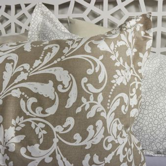 Forro-plumon-algodon-200-hilos-arabesco-marfil