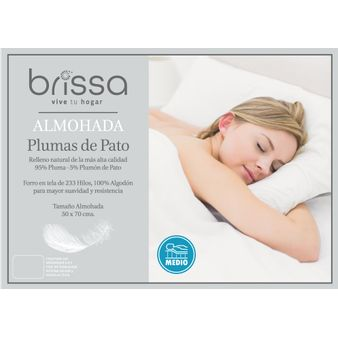 Orden-2490---DUCK-FEATHER-AND-DOWN-PILLOW---BRISSA