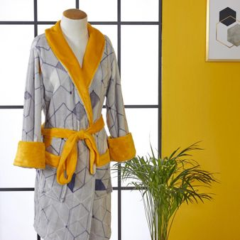 LEVANTADORA-FLANNEL-BICOLOR-S-M-DIMENSION-AMARILLO-ORO