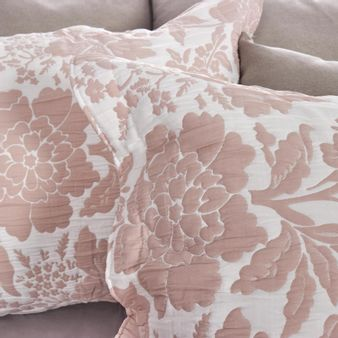 Cubrecama-jacquard-reversible-flores-rosa