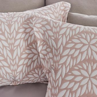 Cubrecama-jacquard-reversible-hojas-rosa