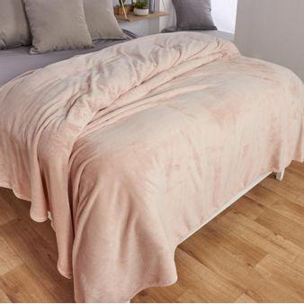 Cobija-flannel-rosa-oro
