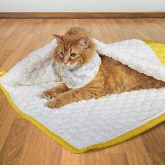 Sleeping-ovejero-para-mascotas-amarillo-m
