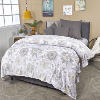 Cobija-flannel-estampada-girasol