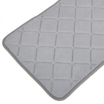 Tapete-de-baño-espuma-rombo-gris-claro