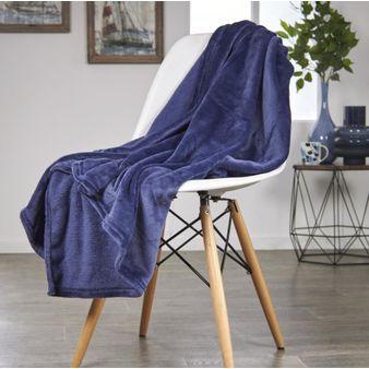 Manta-flannel-unicolor-azul-patriota