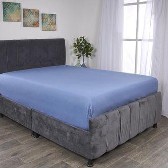 Sabana-ajustable-unicolor-azul-denim