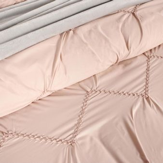 Forro-para-plumon-drapeado-rosa-plata