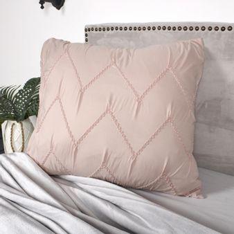 Cojin-drapeado-rosa-plata-65-x-65-cm