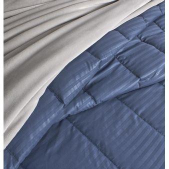 Plumon-mas-fundon-para-almohada-microfibra-unicolor-azul-oscuro